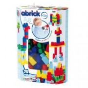 Set cuburi Ecoiffier Abrick 75 Piese pentru baieti