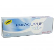Acuvue 1 Day ACUVUE TruEye -8.00 journalières 30 lentilles de contact Acuvue -8.00 Narafilcon A I 4 (Silicone Hydrogel