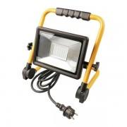123led LED-bouwlamp draagbaar 4000K 50W IP65 (klasse I) (123led huismerk)