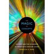 Magic of Concepts. History and the Economic in Twentieth-Century China, Hardback/Rebecca E. Karl