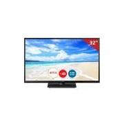 "Smart TV LED 32"" TC-32FS600B Panasonic, HD HDMI USB com Função Ultra Vivid e Wi-Fi Integrado"
