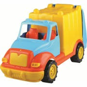 Camion pentru gunoi Ucar Toys UC09, 48 cm