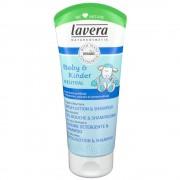 LAVERANA lavera Baby und Kinder Neutrales Duschgel und Shampoo