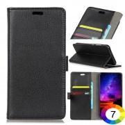 Motorola Moto E5 / G6 Play Magnetic Wallet Кожен Калъф и Скрийн Протектор