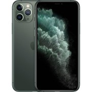 Apple iPhone 11 Pro Smartphone (14,7 cm/5,8 Zoll, 64 GB Speicherplatz, 12 MP Kamera, inkl. Lightning Kabel und Earpods), nachtgrün