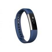 Fitbit Alta - Argent - Suivi D'activités Avec Bande - Élastomère - Bleu - 140-170 Mm - S - Monochrome - Bluetooth