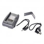 Batterij Adapter Plaat Base voor BMPC BMCC BMPCC voor Sony NP-F970 F750 F550 Batterij met DC Kabels