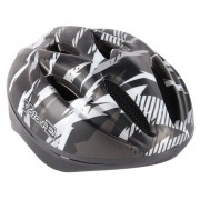 Volare - Fiets/Skate Helm Deluxe - Matt Black Blitz