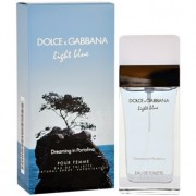 Dolce & Gabbana Light Blue Dreaming in Portofino Eau de Toilette para mulheres 25 ml