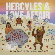 Video Delta Hercules & Love Affair - Feast Of The Broken Heart - CD