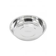 CAMPZ Assiette creuse en inox 22cm, silver 2020 Réchauds