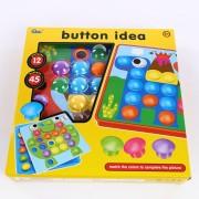 Joc de creatie mozaic Button Idea