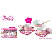 Set cratite metalice Barbie Faro