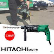 Hitachi Combihamer DH24PH 730W 2.7J