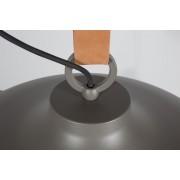 Zuiver Hanglamp DEK 51 -Ø51 Cm - Grijs