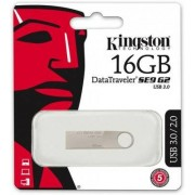 Kingston DataTraveler SE9 G2 - USB 3.0-minne, 16GB