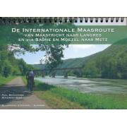 Fietsgids Internationale Maasroute - Van Maastricht naar Langres | Paul Benjaminse