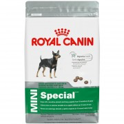 Croquetas para perro Mini Special Royal Canin 1.6 kg ..