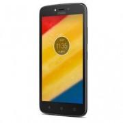 Motorola smartphone MOTO C PLUS (Zwart) + Lebara