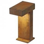 SLV Staande lamp RUSTY PATHLIGHT geroest staal 1xGX53