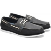 Call It Spring Boat Shoes For Men(Black)