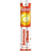 Sun Health Efervescent Mulitivitamine+Minerale 20cpr