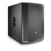 "JBL 18"""" PRX Powered Subwoofer Wi-Fi, wood cabinet"