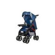 Carrinho De Passeio Upper Azul - Tutti Baby