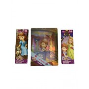 Sophia the First Foil Puzzle with 2 Bonus Tower Puzzles