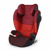 Cybex auto sedište (15-36kg) 2/3 Solution M-fix SL Rumba Red - crvena, 5100213