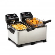 Tefal dubbele friteuse Double Pro FR3610 - RVS