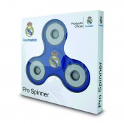 Jucarie Spinner Real Madrid Blue