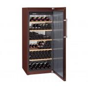 Wijnbewaarkast Terrakleur - Dichte Deur | 201 Flessen | Liebherr | 456 Liter | WKt 4551 | 70x74x(h)165cm