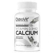 Vitamin D3 + K2 90tabs