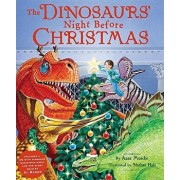 The Dinosaurs' Night Before Christmas 'With CD', Hardcover/Anne Muecke
