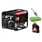 AGT 3501 HSB TTL GP 200 Generator curent , 3.000 W , motor Honda , AVR in standard , rezervor 15 l , toba esapament mare