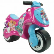 INJUSA Ride-On Motorbike Paw Patrol Skye & Everest Pink 19023