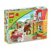 DUPLO LEGO Ville Horse Stables (4974)
