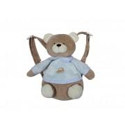 FlyByFly Bear Backpack - Blue