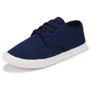 Shoetoez mens casual shoes(Choice-blue)