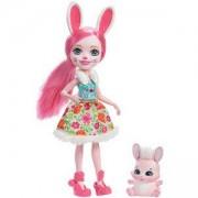 Кукла Брий Бъни със зайчето Туист, Енчантималс, 1711518