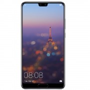Huawei P20 Dual Sim 128GB Midnight Blue - Albastru
