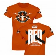 Tricou Star Wars Episode VII Red Squad
