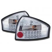 Stopuri cu LED Audi A6 4B 97-03 crom