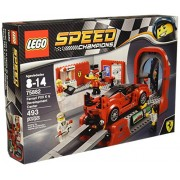 LEGO Speed Champions Ferrari & Development Center (75882)