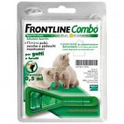 > Frontline Combo Spoton Gatti e Furetti 1 Pipetta 0,5 ml