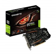 Tarjeta De Video Nvidia GIGABYTE GTX 1050 Ti OC 4G GeForce 4GB GDDR5 GV-N105TOC-4GD