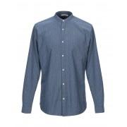 メンズ JACK & JONES PREMIUM シャツ ブルーグレー