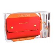 Collistar Shock 8Ml Mascara 8 Ml + Eye Pencil 2 G Black + Handbag Per Donna(Mascara)