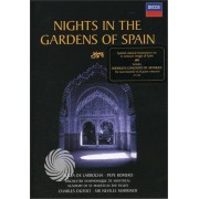 Video Delta NIGHTS IN THE GARDEN OF SPAIN - DVD